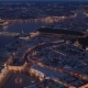 Aerial Shot Of The Palace Square In St. Petersburg, Russia - VideoHive Item for Sale