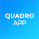 Quadro App - Mobile App PSD Template - ThemeForest Item for Sale