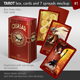Tarot Box, Cards and 7 Spreads Mockup - GraphicRiver Item for Sale