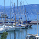 Bay View with yachts (panorama) - VideoHive Item for Sale