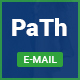 Path Email Template - GraphicRiver Item for Sale