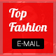 TopFashion-Multipurpose Email Template - GraphicRiver Item for Sale