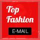 TopFashion-Multipurpose Email Template - GraphicRiver Item for Sale