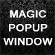 Magic popup window - CodeCanyon Item for Sale