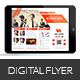 Interactive Digital Flyer - GraphicRiver Item for Sale