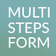 Multi-Step Signup Form - GraphicRiver Item for Sale