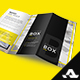 Promo BOX Tri-Fold Brochure - GraphicRiver Item for Sale