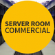 Server Room Hosting Commercial - VideoHive Item for Sale