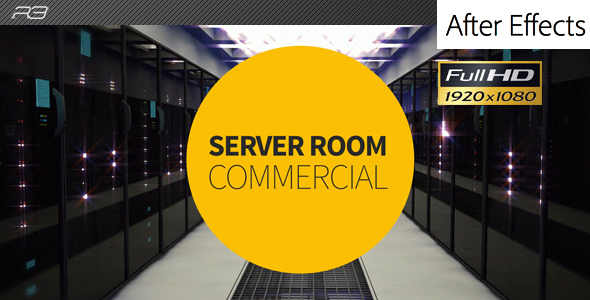 Server Room Hosting Commercial