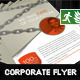 DOA Corporate Flyer 02 - GraphicRiver Item for Sale