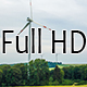 Wind Power in the Field - VideoHive Item for Sale
