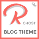 Ramble-List - A Responsive Ghost Blog Theme - ThemeForest Item for Sale