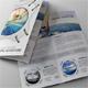 Yacht Boat Sailing Bifold Brochure 02