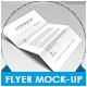 Realistic U.S. Letter Flyer Mock-Up - GraphicRiver Item for Sale