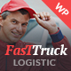 Fast Truck | Transportation & Logistics Theme Nulled