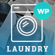 GoWash | Dry Cleaning & Laundry Service Theme