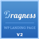 Dragness | WordPress Landing Page Theme