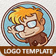 Technology Geek Logo Template - GraphicRiver Item for Sale
