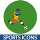 Pictogram Sports Icons  - VideoHive Item for Sale