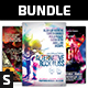 Music Flyer Bundle Vol. 16 - GraphicRiver Item for Sale