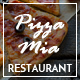 Pizza Mia - Pizza Composer HTML5 Template  Nulled
