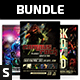 Music Flyer Bundle Vol. 17 - GraphicRiver Item for Sale