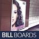 7 Billboard Mock ups