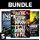 Music Flyer Bundle Vol. 19 - GraphicRiver Item for Sale