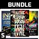 Music Flyer Bundle Vol. 19 - GraphicRiver Item for Sale