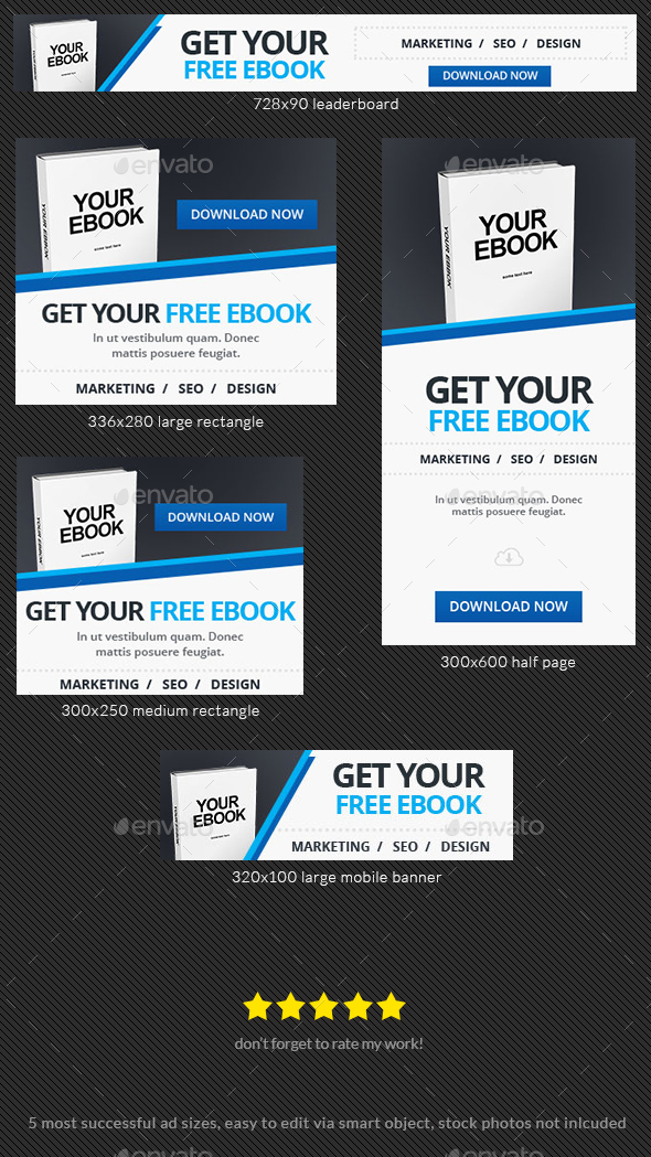 download banner template