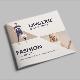 Fashion Square Bi-Fold  - GraphicRiver Item for Sale