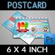 Ice Cream Postcard Template Vol.2 - GraphicRiver Item for Sale