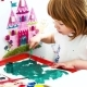 Little Girl Paint With Gouache. - VideoHive Item for Sale