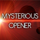 Download Mysterious opener from VideHive
