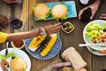 Food Festive Restaurant Party Unity Concept - PhotoDune Item for Sale