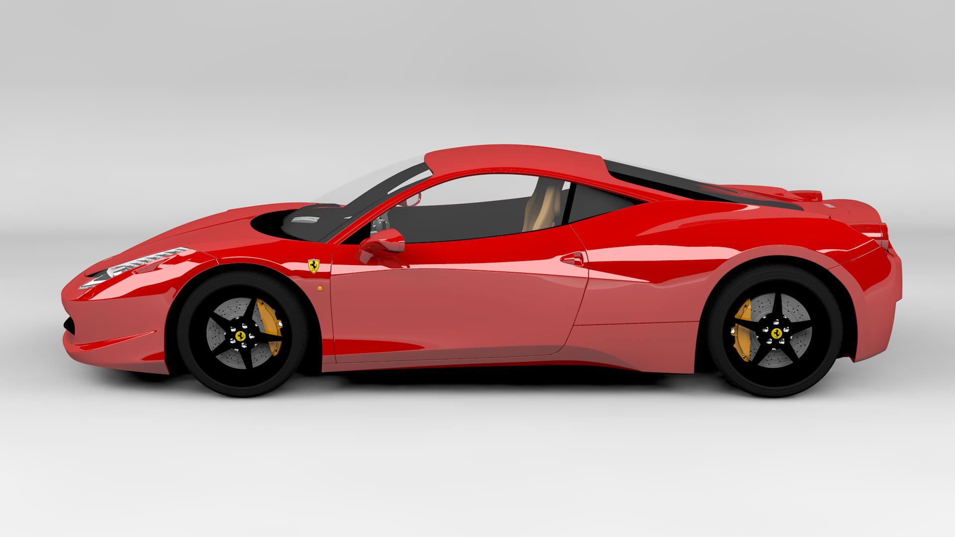 Ferrari 458 italia by myrrdin01 3docean ferrari 458 italia render 3g vanachro Image collections