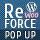ReForce - User Registration Pop-Up
