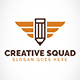 Creative Squad Logo - GraphicRiver Item for Sale