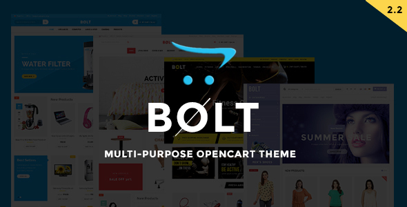 Bolt - Mobile Store Responsive OpenCart Theme