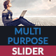 Multipurpose Slider - GraphicRiver Item for Sale