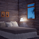Bedroom Model Night