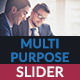 Multipurpose Business Slider  - GraphicRiver Item for Sale