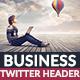 Multipurpose Twitter Header - GraphicRiver Item for Sale