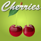 Cherries Symbols and Vectors - GraphicRiver Item for Sale