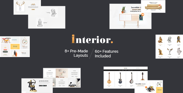 Interior - Opencart Multi Purpose Responsive Theme