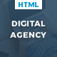 Digital Agency - SEO / Marketing HTML Template Nulled