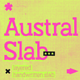 Austral Slab *Complete Family - GraphicRiver Item for Sale