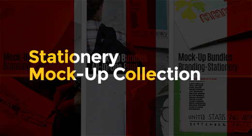 Stationery | Branding Mock-Up Collection