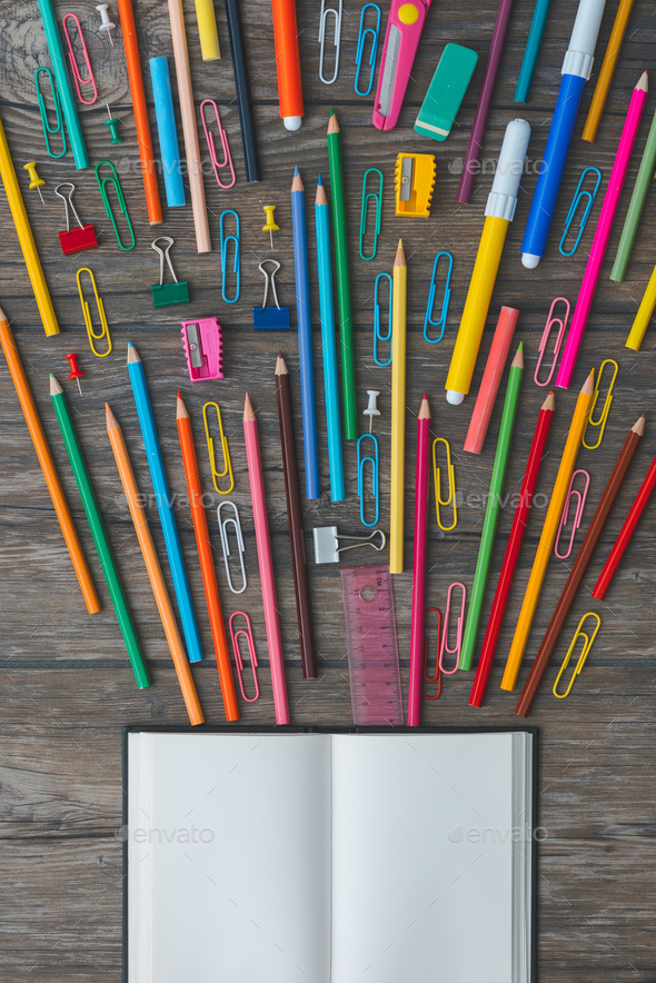 School and creativity - Stock Photo - Images