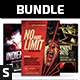 Music Flyer Bundle Vol. 12 - GraphicRiver Item for Sale